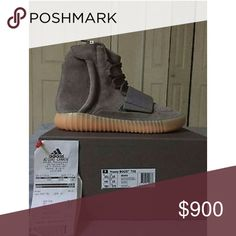 9803029904bd Selling this Yeezy Boost 750 Grey Gum Bottom Size 12 in my Poshmark closet!  My