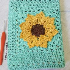 Crochet book cover Crochet Book Cover, Crochet Books, Bible Covers, Bookmarks, Blanket, Knitting, Stylish, Handmade, Bathroom Mat