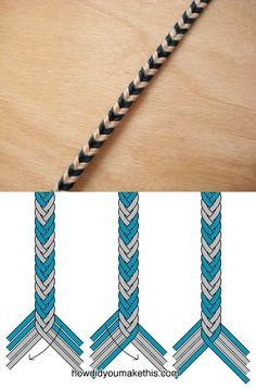 Diy Jewelry To Sell, Diy Jewelry Making, Handmade Jewelry, Jewelry Crafts, Bracelet Chevron, Instruções Origami, Armband Diy, Crochets Braids, Jewelry Stores Near Me