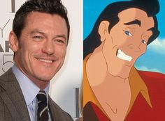 Luke Evans to Play Gaston in Beauty and the Beast, Disney's Live-Action Movie, Starring Emma Watson  Luke Evans, Gaston, Beauty and the Beast