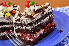 Лучшие кулинарные рецепты: Торты