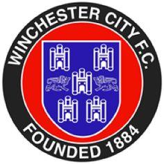 1884, Winchester City F.C. (England) #WinchesterCityFC #England #UnitedKingdom (L16747)