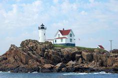Hendricks Head Light, West Southport, Maine