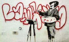 Sur un site consacré à Banksy, de nombreuse informations sur cet artiste et sur le street art.