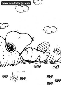 Link To 43 Peanuts Coloring Pages