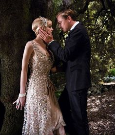 The Great Gatsby   found your dress at www.shopatvoi.com