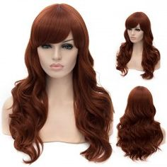 Synthetic Wigs For Women   Cheap Best Curly And Short Synthetic Wigs Online Sale At Wholesale Prices   Sammydress.com Page 10