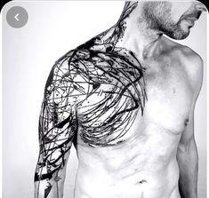 Arm Tattoo, Hand Tattoos, Tattoos For Guys, Cool Tattoos, Mysterious Skin, Empire Tattoo, Trash Polka Tattoo, Nature Tattoos, Body Modifications