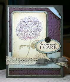 Because I Care