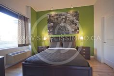 Fully furnished condo in Montréal.  | Simplissimmo