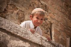 Jewish boy in Jerusalem
