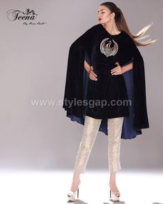 LATEST-PAKISTANI-CAPE-STYLE-DRESSES-FOR-CASUAL-WEAR-5.jpg (760×950)