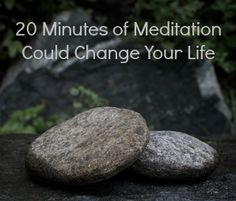 """After maybe a minute, I was quite sure that the 20 minutes was almost up. When was the last time I sat calmly for 20 minutes? I was perplexed by how relaxed I felt. I learned to let go and just """"be,"""" something not very familiar to me, or for that matter, our culture as a whole.  That's when it hit me.  Perhaps it wasn't just David who needed to learn to meditate.  TM where have you been all of our lives?"""