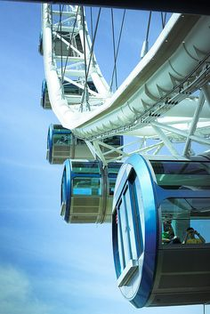 singapore flyer This was so much fun and the views amazing!