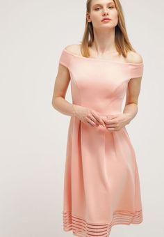 eeb0770ec082 Dorothy Perkins Cocktailkleid   festliches Kleid - peach