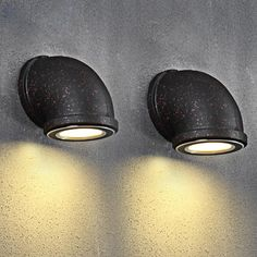RH Vintage Industrial Water Pipe Wall Lamps Loft 3W LED Wall Light for Bar Restaurant Wall Fixtures110V/220V Bedside Lighting-in Wall Lamps from Lights & Lighting on Aliexpress.com | Alibaba Group