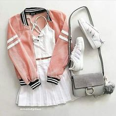 Korean Fashion – How to Dress up Korean Style – Designer Fashion Tips Cute Comfy Outfits, Girly Outfits, Mode Outfits, Cute Summer Outfits, Stylish Outfits, Casual Summer, Summer Shoes, Summer Dresses, Teen Fashion Outfits