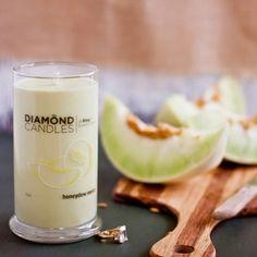 Sweet gentle gift in every candle! Diamond Candles  #LOVEisintheair #DesireTrueLove #DiamondCandles