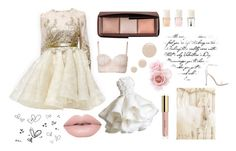 """""""Unbenannt #86"""" by caroline-ludwig37 on Polyvore featuring Mode, Dennis Basso, Zara, Hourglass Cosmetics, Topshop, women's clothing, women, female, woman und misses"""