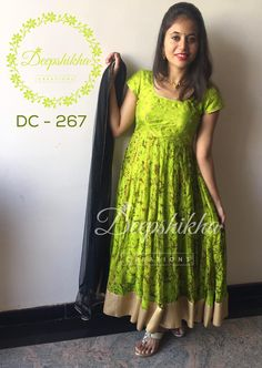 DC - 267For queries kindly inbox orEmail - deepshikhacreations@gmail.com Whatsapp / Call -  919059683293 12 June 2016 29 November 2016