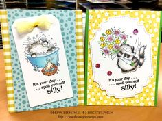 I'm going to be at Photo Scraps tomorrow demonstrating Copic coloring on two cards featuring Penny Black stamps. Supplies CARD 1 Paper: Neenah Solar White 110#; X-Press Blending Card by Copic…
