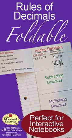 Do your students need to learn or review the algorithm method of working with Fractions? This is the perfect foldable to assist them! 5th Grade Math, Fourth Grade, Learning Activities, Teacher Resources, Elementary Math, 5th Grades, Best Teacher, Fractions, Teaching Reading