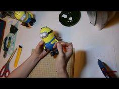 Видео мастер-класс: создаем симпатичного миньона - Ярмарка Мастеров - ручная работа, handmade