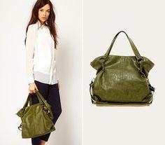 A legszebb zöld táskák a szezonban | retikul.hu