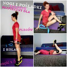 Nogi i pośladki- trening siłowy w domu bezpieczny dla stawów i kręgosłupa- part 2