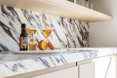 Kitchen Design by Annick Grimmelprez in collaboration with Obumex