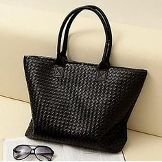 DLH ®  2014 new simple temperament woven bag casual shoulder bag BT-621 – EUR € 4.54