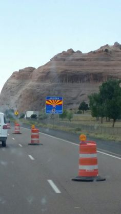 Arizona!!! Thank the Lord for safety
