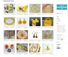 Yellow like the Citron. Click here: https://www.etsy.com/treasury/NjMxNjQ1NjV8Mjg2NDg2MDQ5OQ/yellow-like-the-citron
