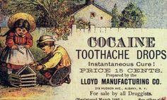 Vintage medical ad