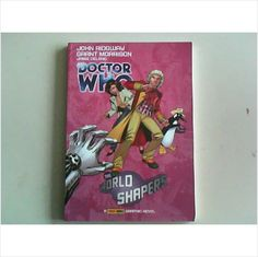 Doctor Who Graphic Novel 9 The World Shapers 2008 Paperback Book 9781905239870 on eBid United Kingdom