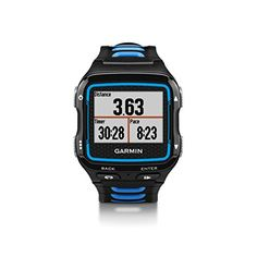 "Great addition to the site from Bob: ""If you love to run, bike, swim, or just move your body, this GPS enabled watch is for you. I'm an avid triathlete and I've used many of Garmin's devices in the past, but none of them compare to this model. The list of metrics that this device tracks is a bit overwhelming...so if you love data, you'll love this device. It even lets you see email & text alerts so you'll know when it's time to come home for dinner... It even tells time!"""