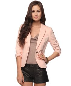 This jacket would be cute for speech and debate.