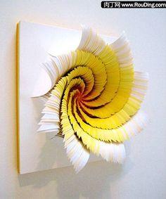 Incredible paper art !
