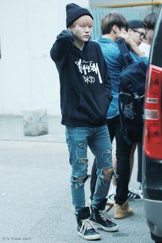 Suga BTS Fashion