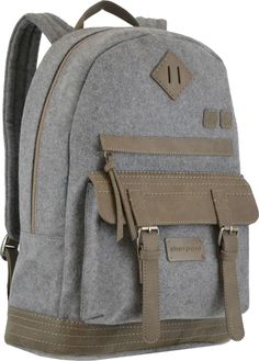 Sherpani Indie Ethos Backpack (Wool) Indie 9dd9603ff4607