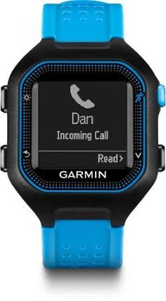 Garmin Forerunner 25 GPS Running Watch + Heart Rate Monitor