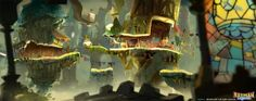 Rayman Legends Concepts