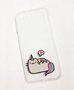 ♥ Hand painted unicorn phone case  ♥ All cases will be made to order  ♥ This design is individually hand-painted using special permanent acrylic