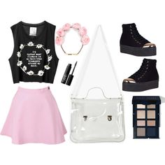 """""""Pastel Punk"""" on Oh How Very Peachy .blogspot"""