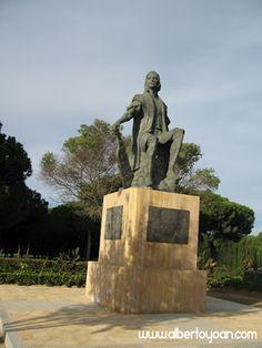 toda aventura tiene un comienzo y en Huelva, Cristóbal Colón puntualizó parte de su viaje rumbo a Las Indias o mejor dicho, Las Américas