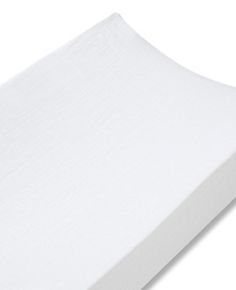 Aden + Anais dreamer - white changing pad cover.