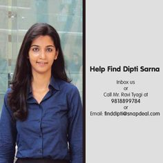 Supposedly Abducted #Snapdeal Employee #DiptiSarna Reunites With Her Family Today