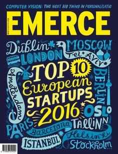 Emerce Magazine cover