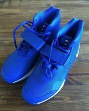 Nike Air Force Max 19 Team Bank Basketball Shoes AR4095 401