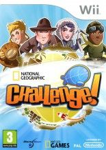 National Geographic Challenge! #Wii